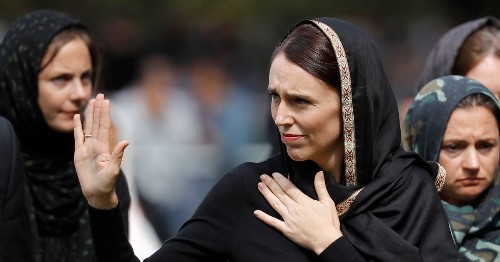 Moving Pictures As New Zealand Marks Friday Prayers After Christchurch Terror Attack