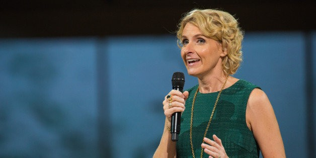 'Eat Pray Love' Author Elizabeth Gilbert's Advice On Heartbreak Is Perfect, Of Course | HuffPost Life