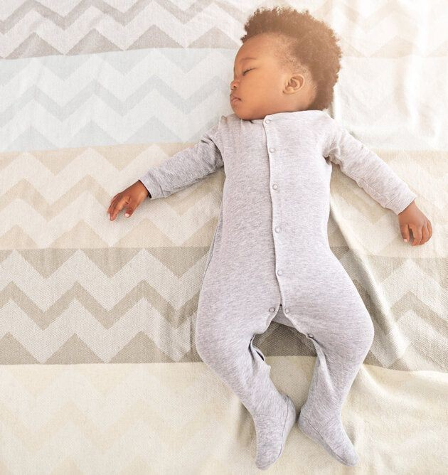 Celebrity Baby Pictures Are 'Fuelling Unsafe Sleeping' – What You Need To Know