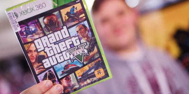 Violent Video Games Don't Exist