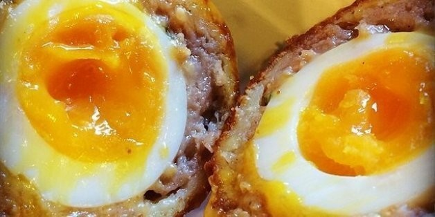 Why Scotch Eggs Are The Perfect Drunk Food | HuffPost Life