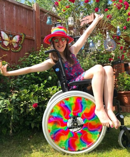 My Cerebral Palsy Is Not My Identity