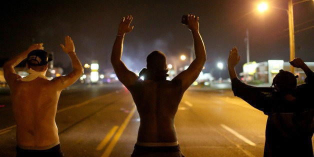 What Does 'Black-On-Black Crime' Have to Do With Ferguson?