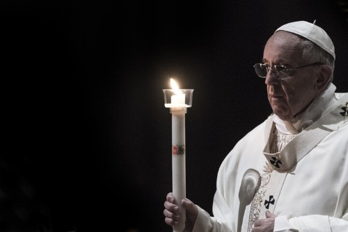 There's One Thing Pope Francis Wants Christians To Give Up For Lent