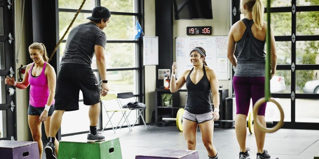 12 CrossFit Workouts Anyone Can Do | HuffPost Life