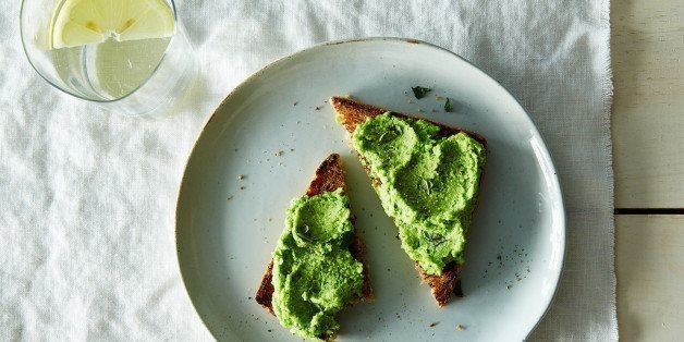 The Other Green Toast | HuffPost Life