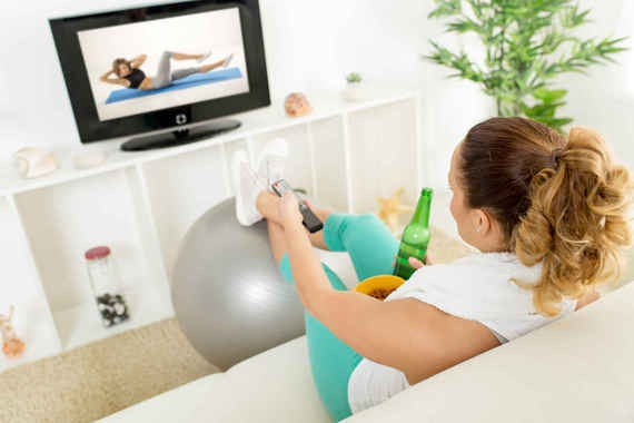 The Complete Lazy Person's Guide to Working Out