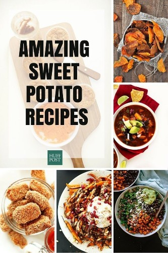 Sweet Potato Recipes That'll Last You Through The Cold Months | HuffPost Life