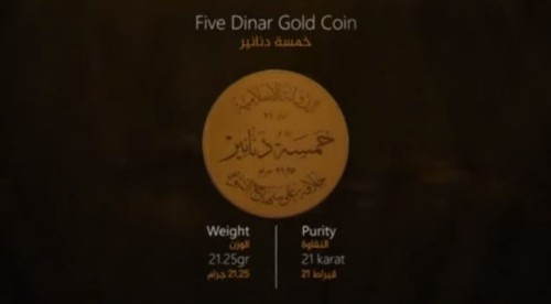 ISIS Debuts New Currency In Lengthy Propaganda Video
