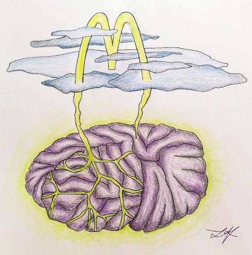 Psyched Out by McDonald's: The Psychological Phenomena Behind McDonald's Latest Commitment to Health