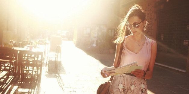 8 Lessons I Learned From Traveling Solo