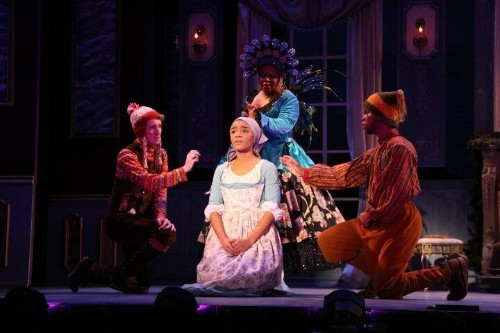 First Black Cinderella Cast In NC Theater Is Breaking Barriers