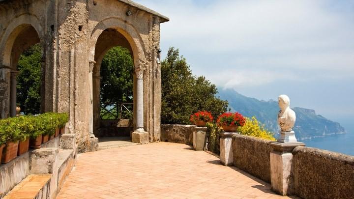 Next Italy Trip  - Magazine cover