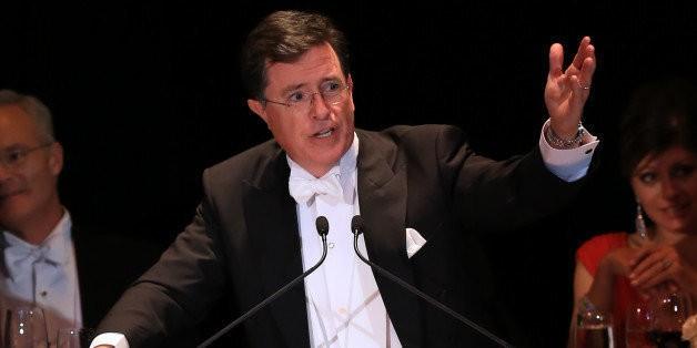 The 15 Best Jokes From Stephen Colbert's Al Smith Dinner Speech