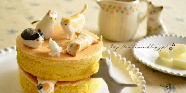Calling All Cat Lovers, This Is Your Cake