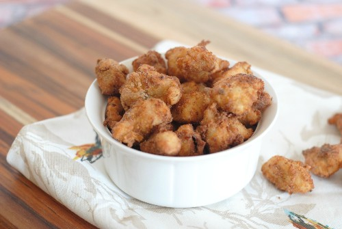Gluten-Free Chick-Fil-A Nuggets You Can Make at Home!