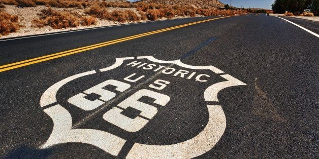 This Is How You Do Route 66 Like a Badass American Hero