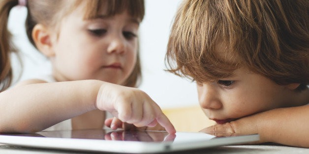 Kids Can Use Smartphones Before They Learn To Write Their Names And Tie Their Shoes, Survey Says