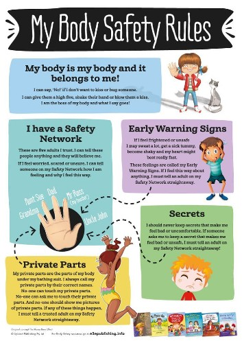 Help Protect Your Child from Sexual Abuse