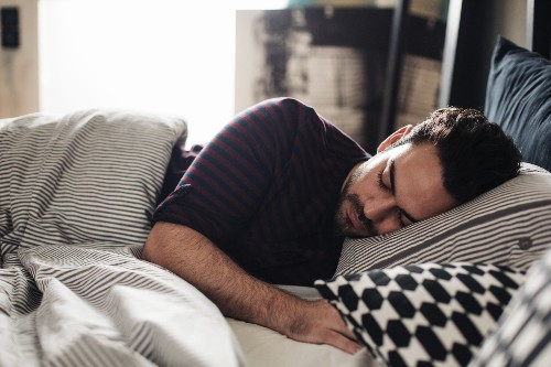How To Worry Less And Sleep Better