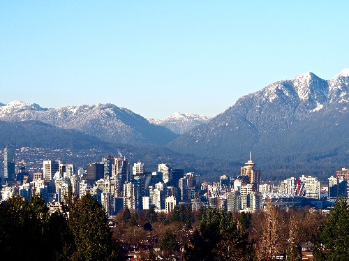 10 Things I Love About Living In Vancouver