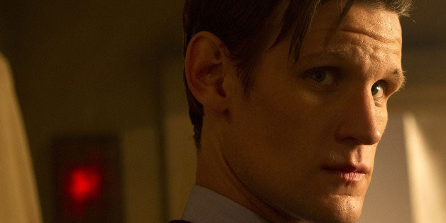 Matt Smith Explains His 'Doctor Who' Departure