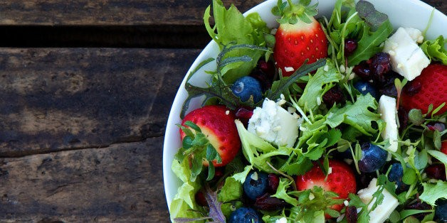 5 Flavor-Packed Summer Salads | HuffPost Life