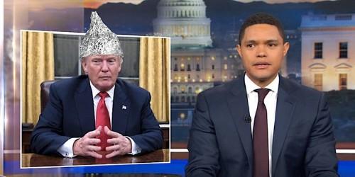 Trevor Noah Smacks Down Donald Trump: 'He's A Proven Troll'