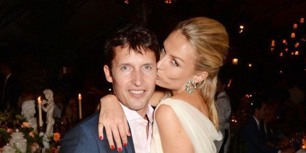 James Blunt Marries Sofia Wellesley