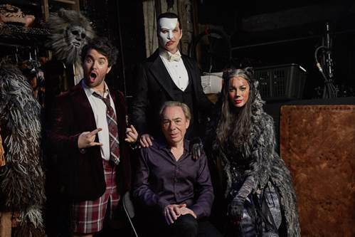 Sir Andrew Lloyd Webber On His Lifelong Passion For Cats
