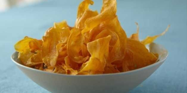 Recipe Of The Day: Sweet Potato Chips | HuffPost Life