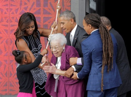 The Daughter Of A Man Born A Slave Just Opened The First National Black History Museum
