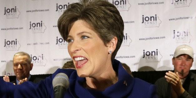Joni Ernst Spokeswoman Resigned After DWI Arrest