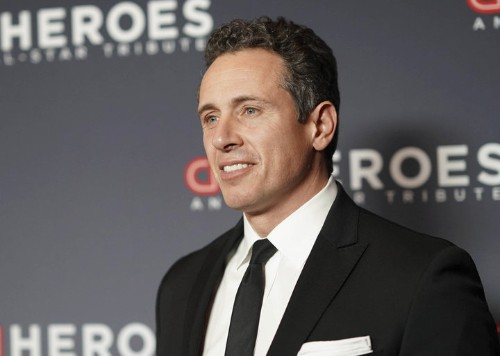 Chris Cuomo Blames Kamala Harris For Not Addressing Racist 'Birther' Hoax