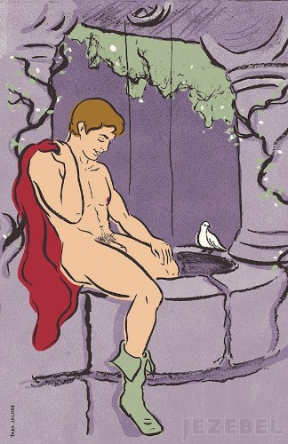 These Super NSFW Drawings Of Disney Princes Fulfill Another Sort Of Fantasy