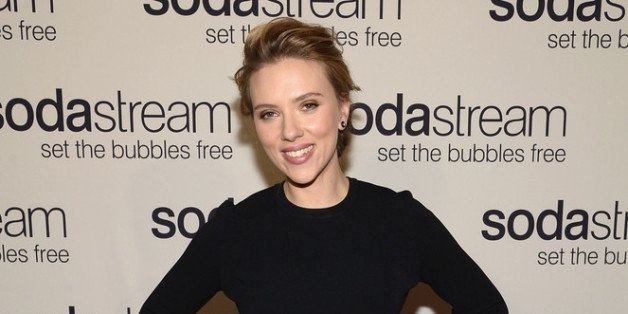 Scarlett Johansson On Her Golden Globe Disqualification, 'Her' And 'Captain America 2'