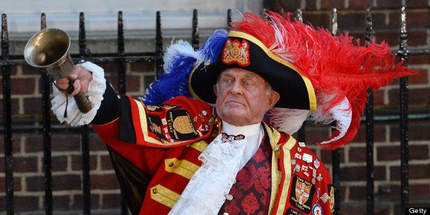 CBS News Snubs Royal Baby Birth As Networks Cut To Special Reports