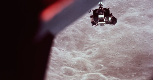 'We're In Trouble!' The Incredible True Story Of The 1969 Apollo 10 'Snoopy' Moon Mission