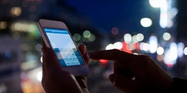 Smartphone Use At Night Hurts Sleep And Workplace Productivity: Study | HuffPost Life