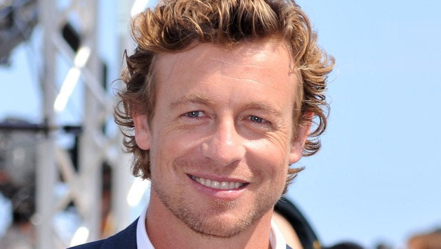 Simon Baker Signs With Givenchy For Fragrance Deal