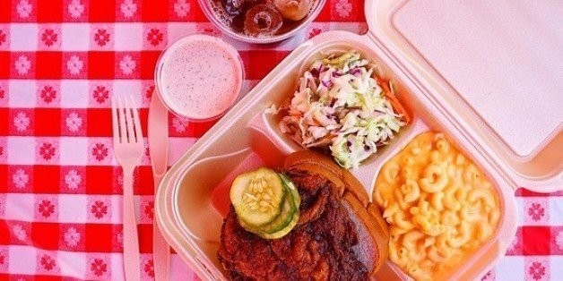 The Hot Chicken Takeover: How One Man's Ohio Pop-Up Restaurant Is Bringing the Nashville Heat to the Midwest | HuffPost Life