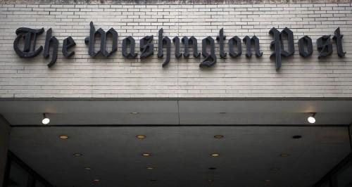 The Washington Post Walks Back Report Of Steve Bannon 'Confrontation'