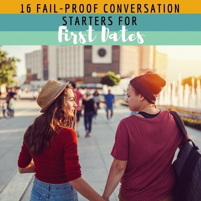 16 Questions To Ask On A First Date, According To Marriage Therapists