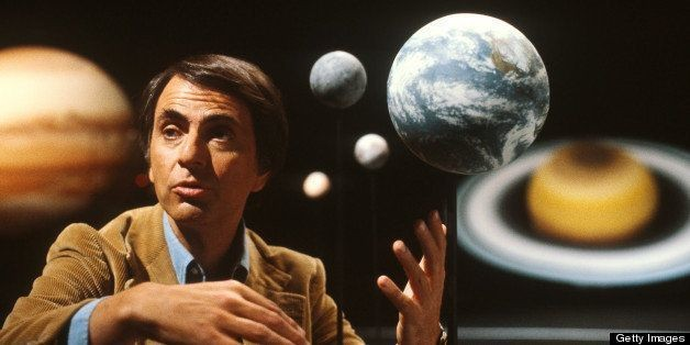 Carl Sagan, Marijuana Advocate, Explains What It's Like To Be High While Carl Sagan