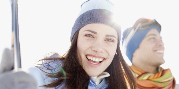 Engagement In An Activity Boosts Life Satisfaction, Ski Study Shows | HuffPost Life