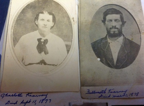 Photo of Barack Obama's Irish Immigrant 3rd Great-Grandfather, Fulmoth Kearney, Discovered