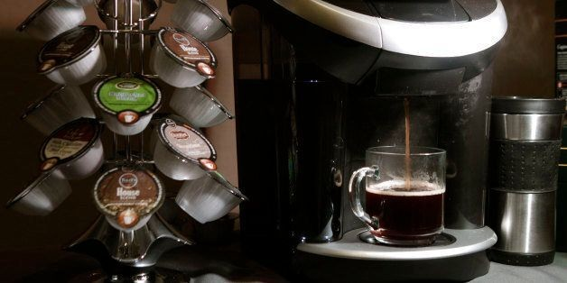Americans Are Spending More Money And Drinking Less Coffee, Thanks To Keurig | HuffPost Life