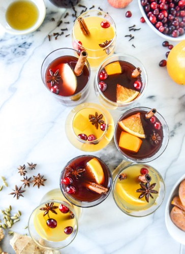 Mulled Wine Recipes, The Cleverest Way To Drink When It's Cold Out
