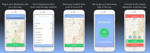 This App Tells Your Friends You Got Home Safe