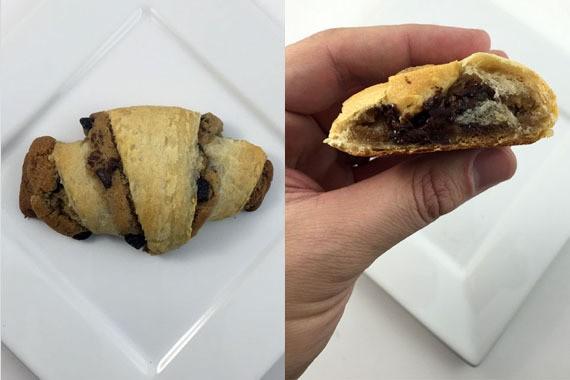 The Crookie - The Half Croissant / Half Cookie Hybrid